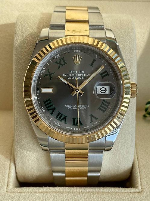 Rolex   Ref 126333 full set