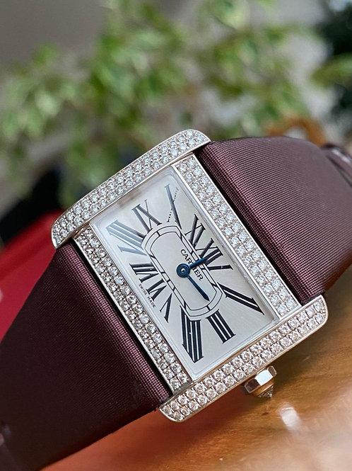 Cartier  Ref 2613 white gold full set