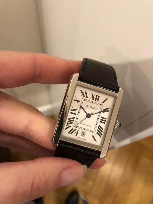 Cartier Ref WSTA0029 with papers