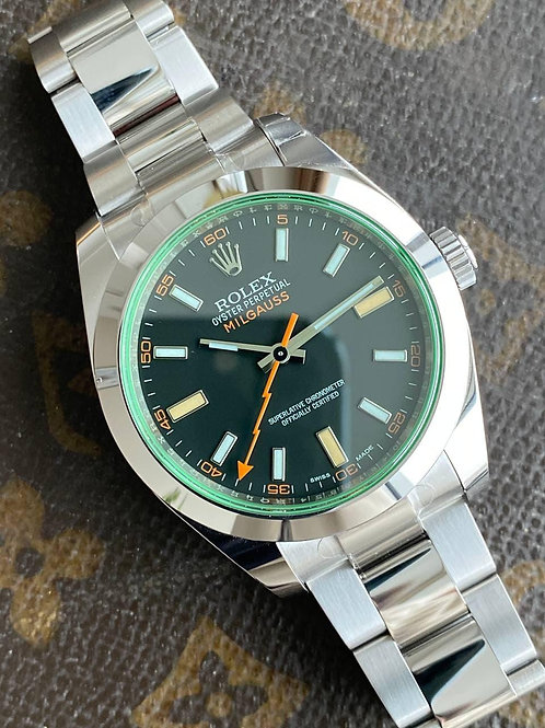 Rolex  Ref 116400GV NEW full set