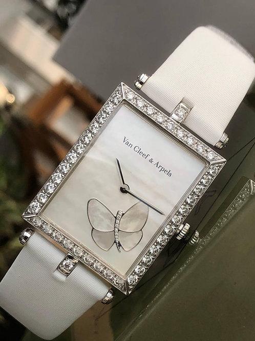 Van Cleef & Arpels Ref VCARF51000 white gold full set