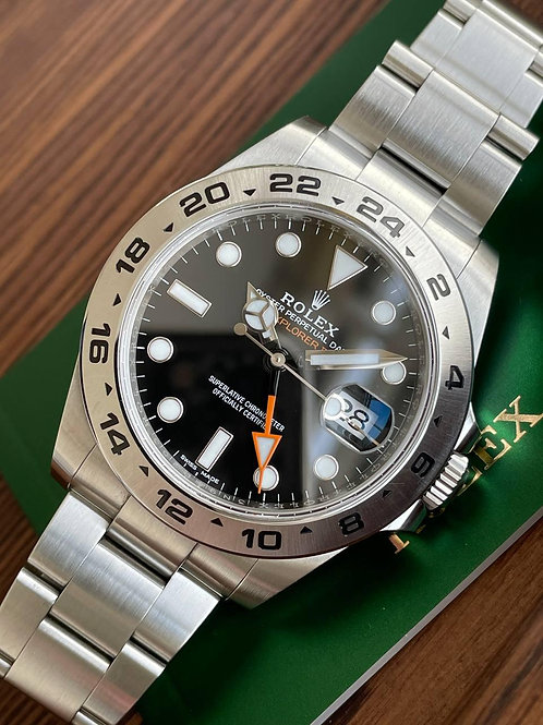 Rolex  Ref 216570 NEW 2020 with papers