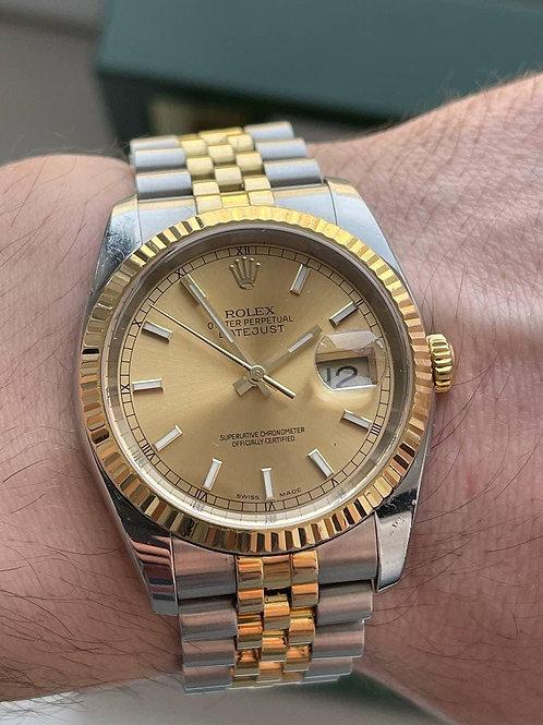 Rolex  Ref 116233 full set