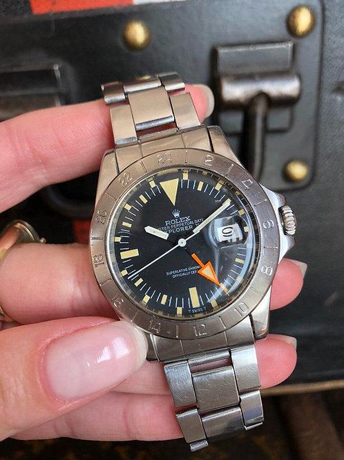 Rolex Ref 1655 full set