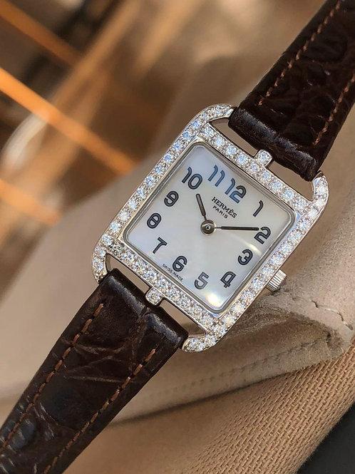 Hermès white gold