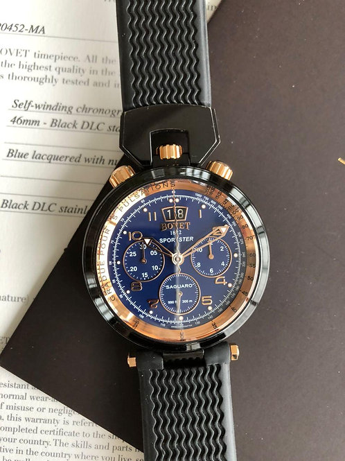 Bovet  Ref SP0452 with papers