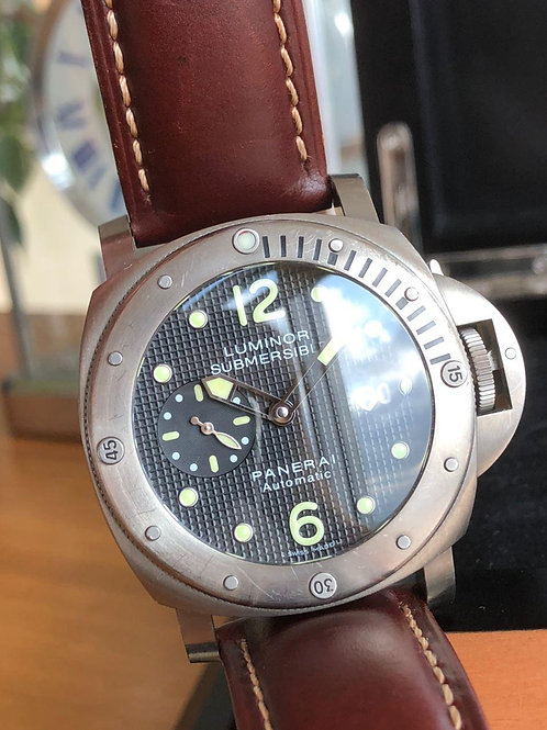 Panerai  Ref PAM025 with box