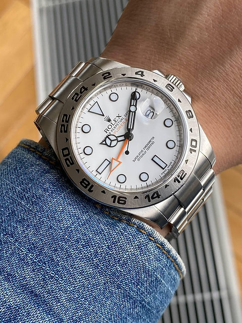 Rolex  Ref 216570 with papers