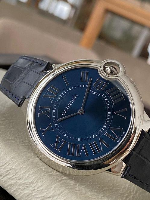 Cartier  Ref W6920059 platinum