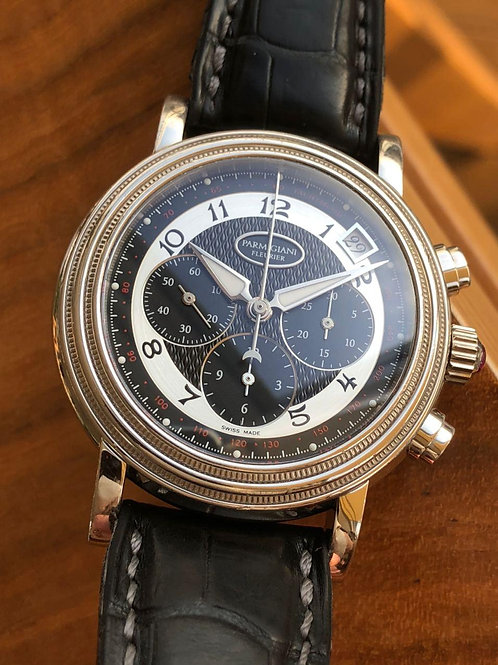 Parmigiani  Ref PF6780 White gold with papers