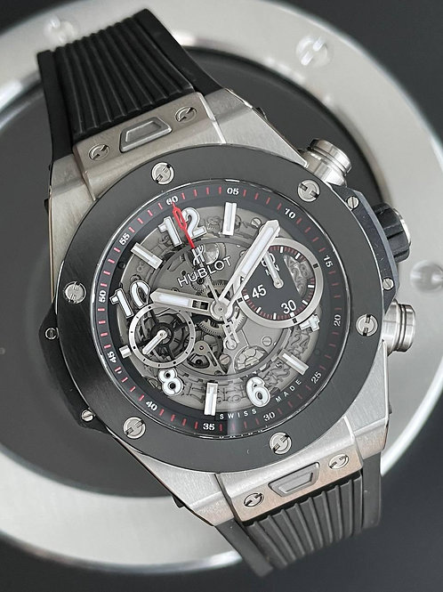 Hublot   Ref 411.NM.1170.RX full set