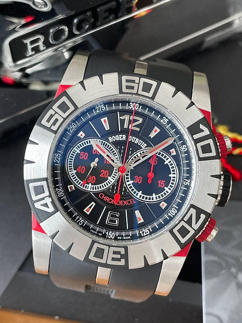 Roger Dubuis  Ref SED46-78-98-00/09A10/A full set