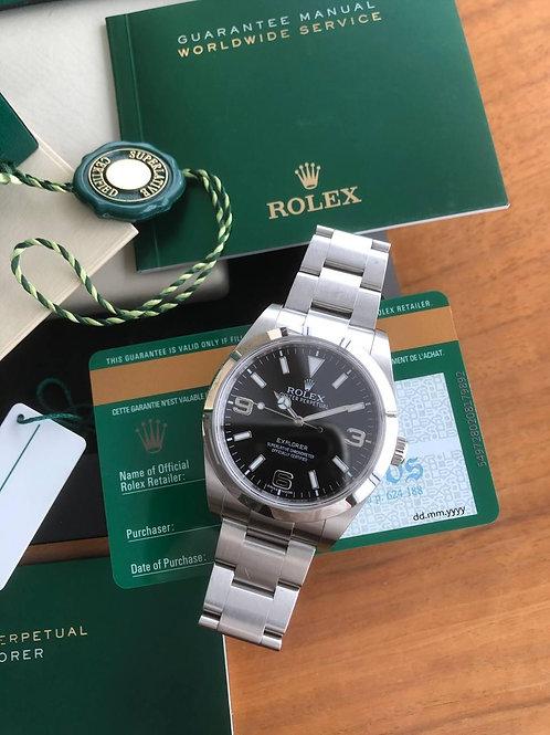 Rolex  Ref 214270 full set
