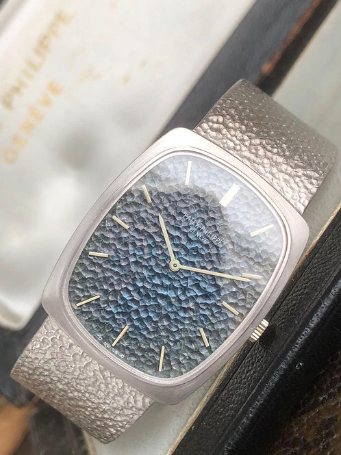 Patek Philippe  Ref 3567 white gold