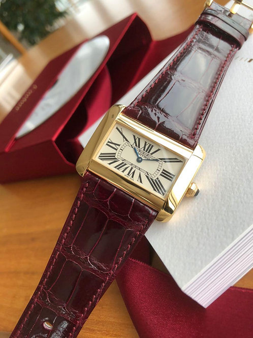 Cartier  Ref W6300556 NEW