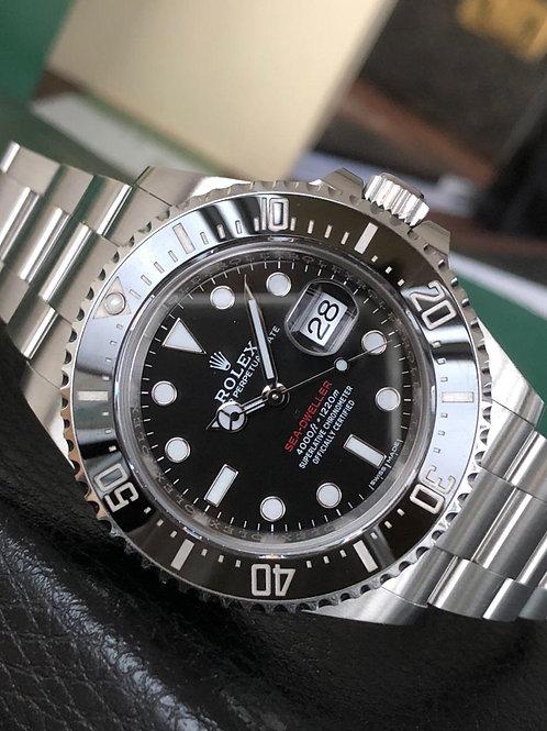 Rolex  Ref 126600 full set