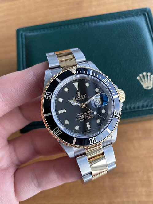 Rolex   Ref 16613 with box
