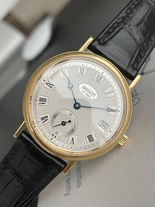 Breguet  Ref 5920BA15984 with papers