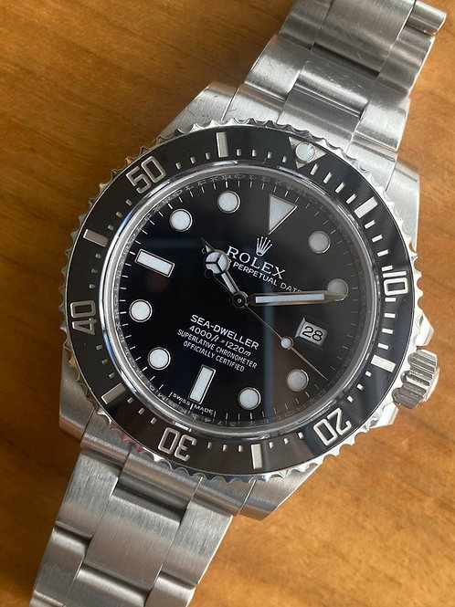 Rolex  Ref 116600 with papers