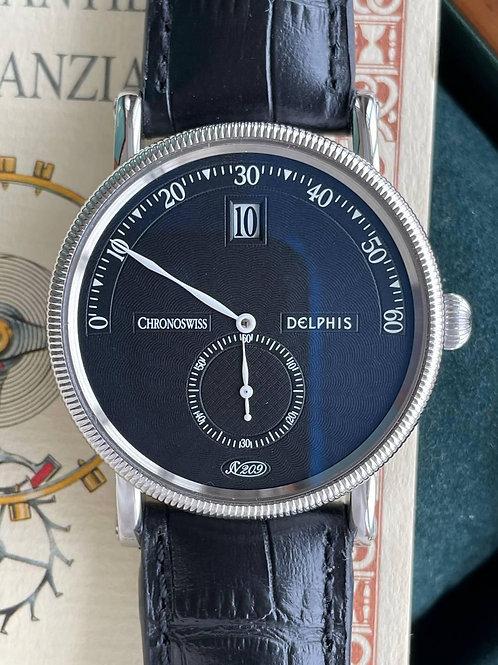 Chronoswiss Delphis  Ref CH1423 full set