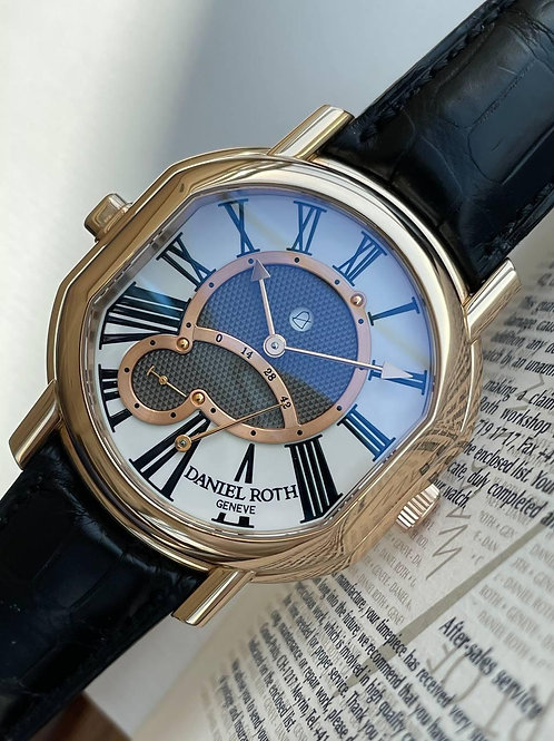Daniel Roth  Ref 308.Y.50 Minute Repeater full set price on request