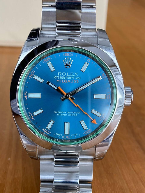 Rolex Ref 116400GV with box