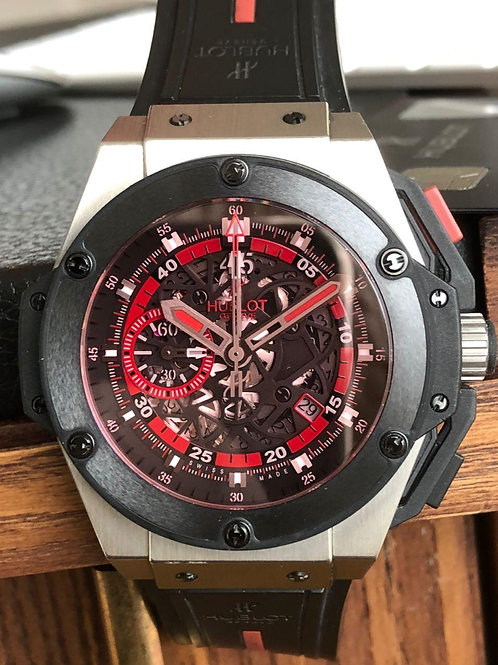 Hublot    Ref 716.NM.1129.RX.EUR12 with papers
