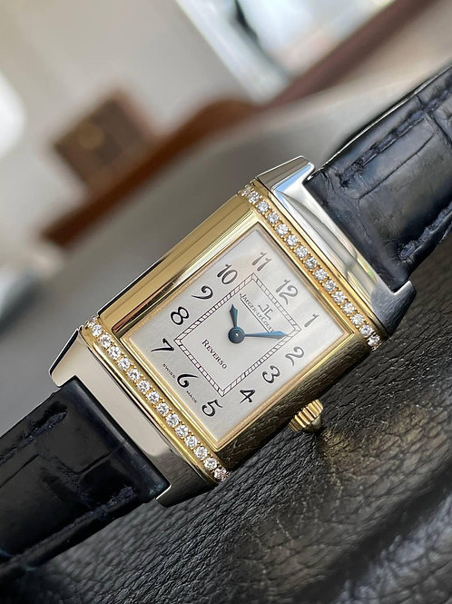 Jaeger-LeCoultre  Ref 265.5.08 with papers