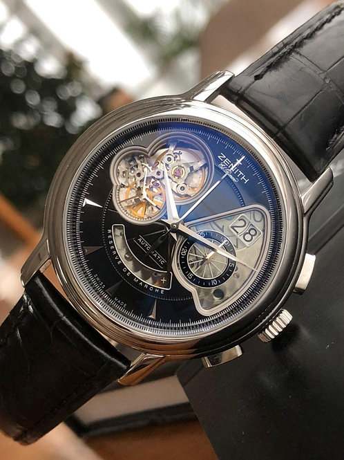 Zenith  Ref 03.0240.4039 with papers