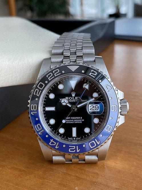 Rolex  Ref 126710BLNR full set