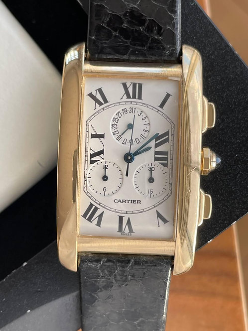 Cartier  Ref W2601156 with box