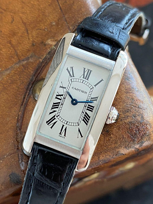 Cartier  Ref 1713 white gold
