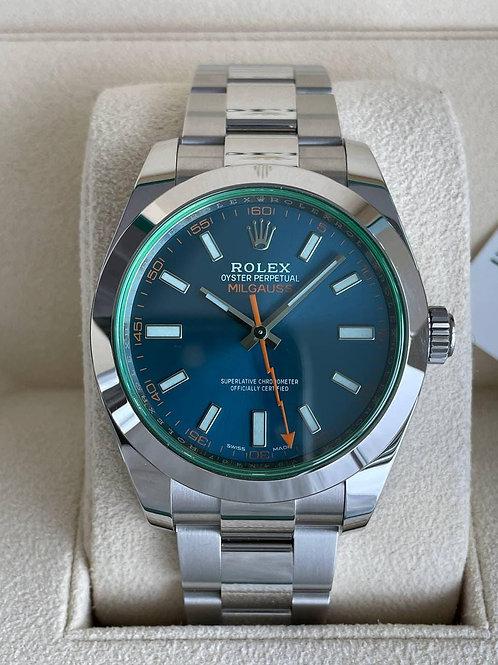 Rolex  Ref 116400GV NEW 2021 full set