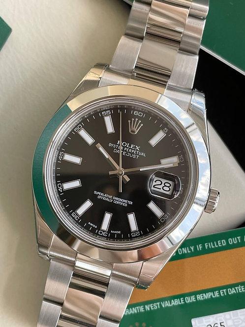 Rolex  Ref 116300 NEW full set