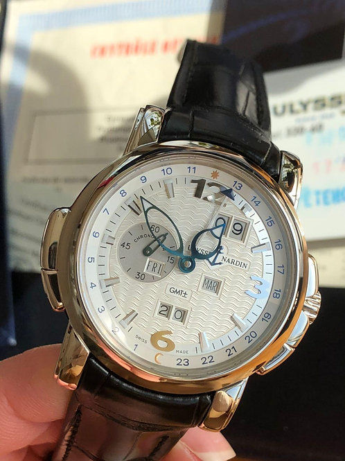 Ulysse Nardin  Ref 320-60 full set