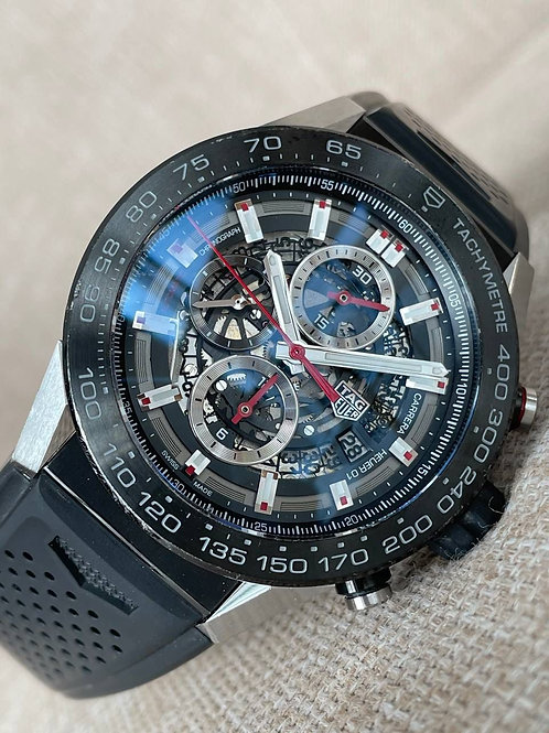 Tag Heuer Ref CAR2A1Z.FT6044 with papers
