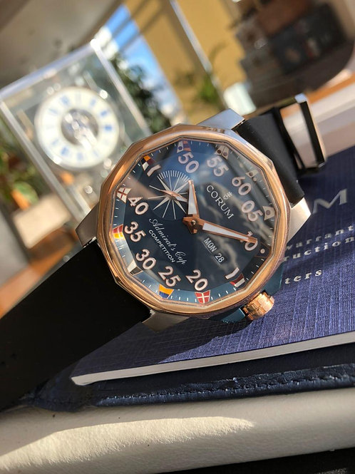Corum  Ref 947.933.05 with papers