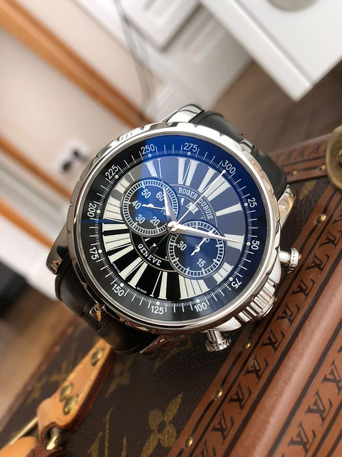 Roger Dubuis  Ref Ex45 78 9 9. 71R with papers