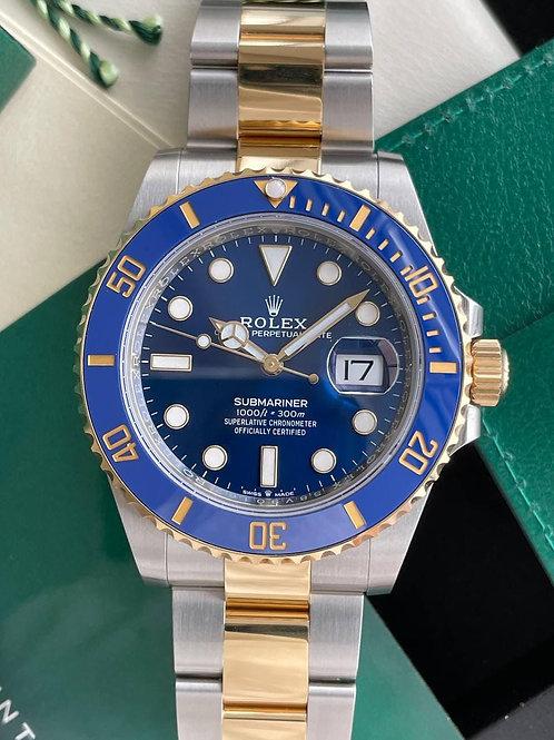 Rolex   Ref 126613LB NEW 2020 full set