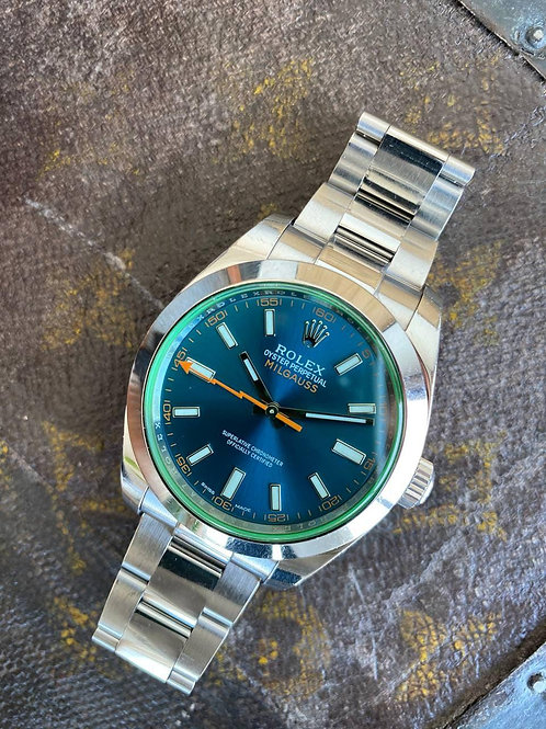 Rolex Ref 116400GV