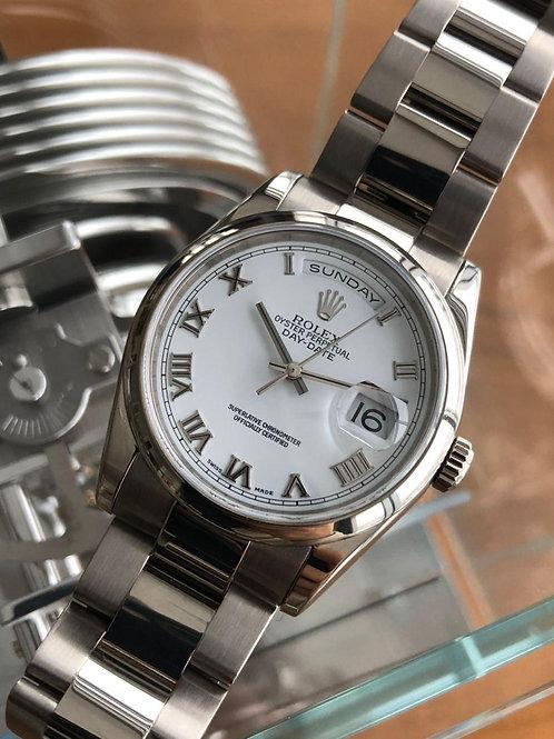 Rolex  Ref 118209
