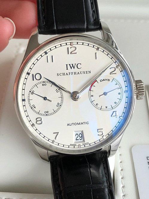 Iwc Schaffhausen  Ref IW5001-04 full set Platinum