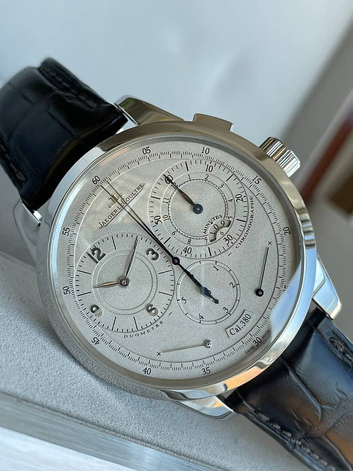 Jaeger-LeCoultre  Ref 600.6.28.S Full set price on request