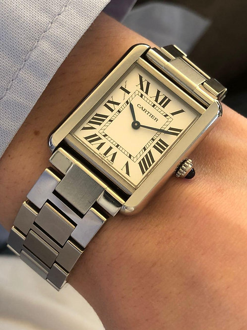 Cartier  Ref W5200013 with papers