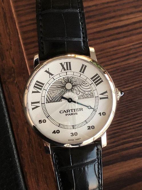 Cartier Ref W1550151 white gold