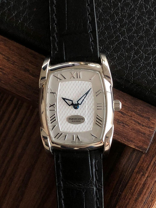Parmigiani white gold with papers