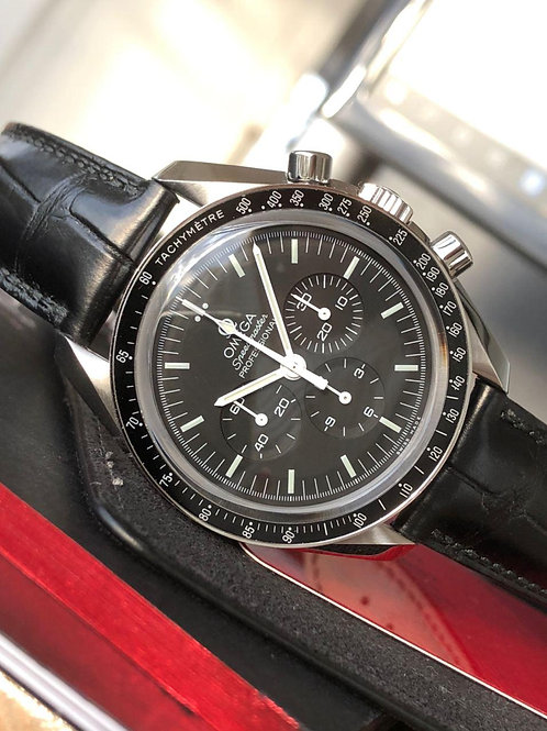 Omega  Ref 311.33.42.30.01.002 with papers