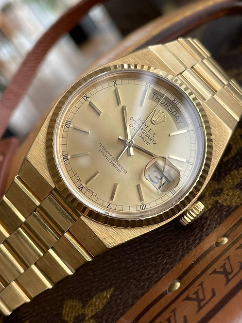 Rolex   Ref 19018