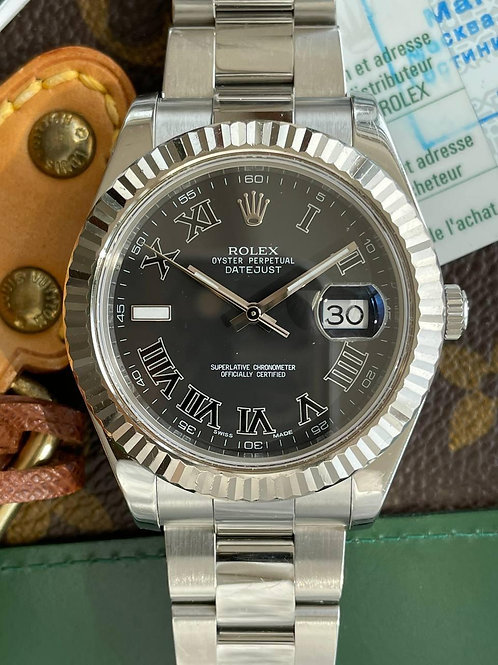 Rolex   Ref 116334 with papers