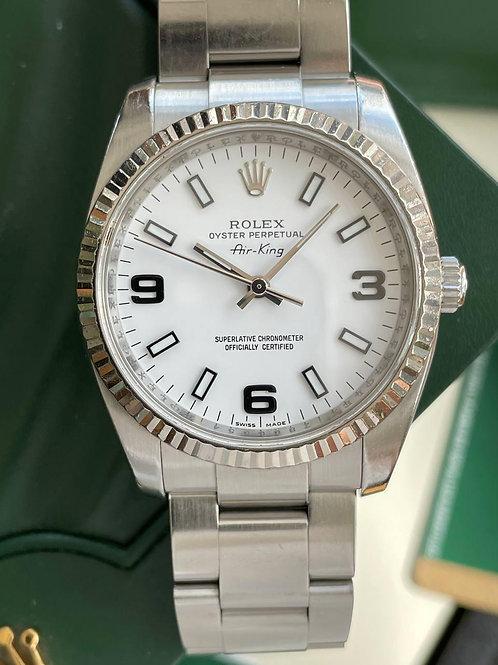 Rolex  Ref 114234 fu ll set